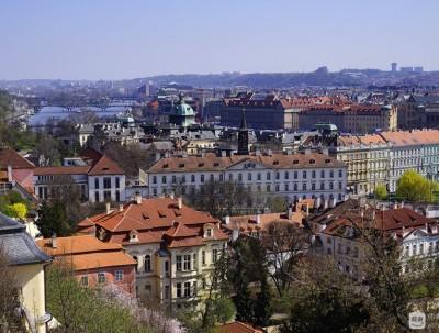 高地上的布拉格城堡