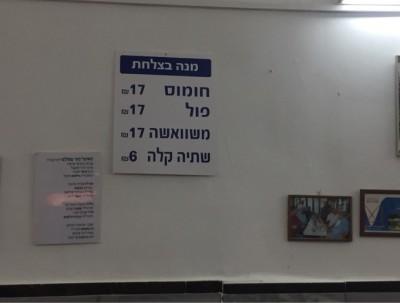 以色列之旅:阿卡美食