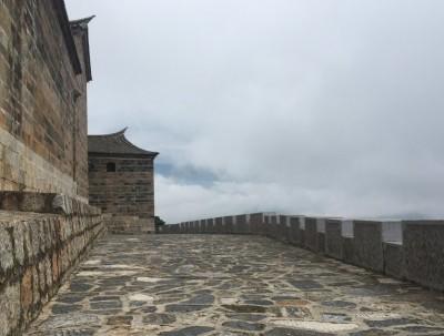 红河县迤萨马帮古城