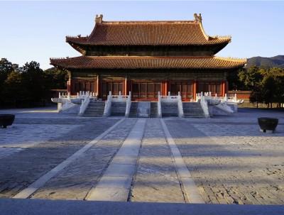清东陵:两位关乎清王朝命运的女人