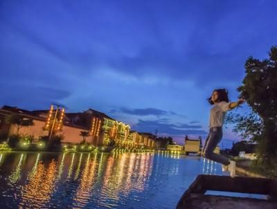 #7月#圆梦两年前,我成为西塘两天一夜的过客