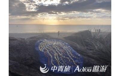 澳大利亚阿德莱德:亨利海滩