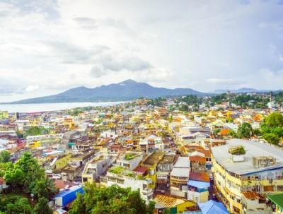 被上帝眷顾的城市——印尼美娜多