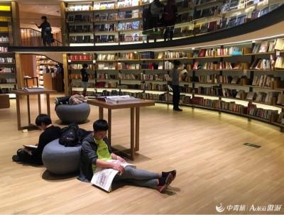 晓岛#需要提前预约的图书馆