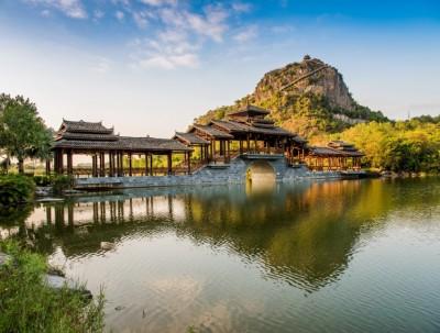 广西最冷门的旅游胜地,位于南宁,美得像画却很少游客!
