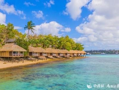 原始、神秘、幸福、纯粹……深度探索这个南太平洋上的...