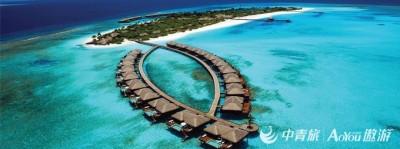 马尔代夫Noku Maldives Resort(Roxy)-原洛克希 一生只够爱一个人...