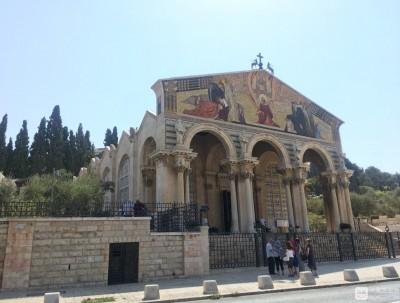 耶路撒冷橄榄山