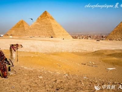 尼罗河的馈赠——埃及印象