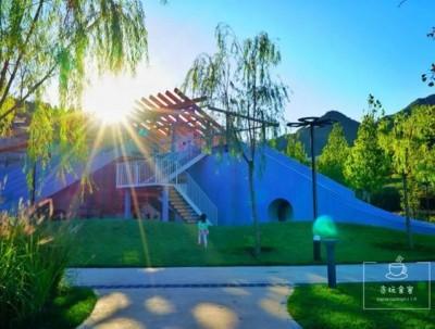 翠溪谷,北京唯一不用电、无动力的亲子乐园