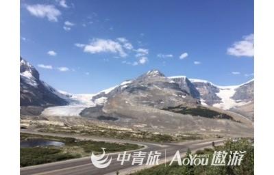 阿斯巴斯卡冰川