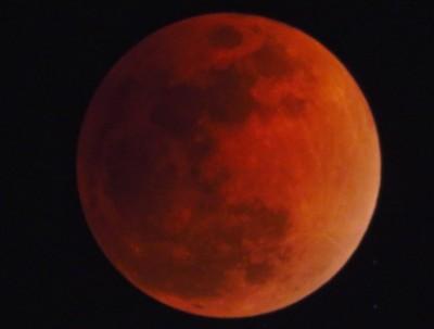 今天的大月亮