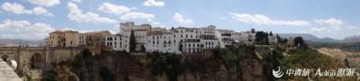 西葡之旅五:龙达#建在悬崖上的小镇