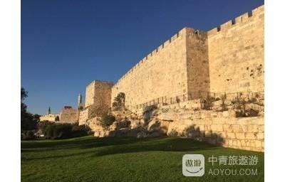 以色列之旅:耶路撒冷旧城墙及城门