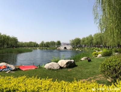 西安曲江遗址公园