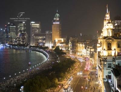上海和平饭店 穿越时光遇见美丽的你