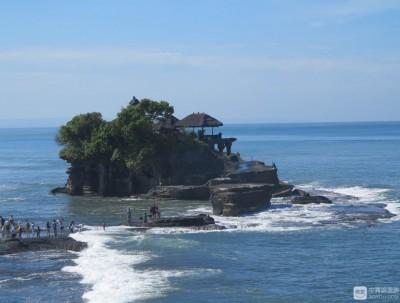 """巴厘岛游记之二:赶海老人的""""神仙生活"""""""
