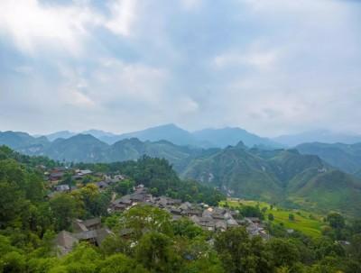 贵州大山里的这座古寨,隐居着一群侠客