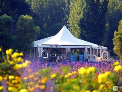 紫海香堤香草艺术庄园,与白雪公主一起看花花世界。