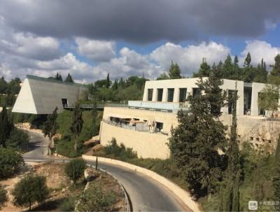 以色列之旅---大屠杀纪念馆