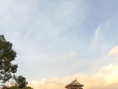 大阪的城与寺