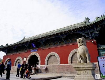 隆兴寺  正定古城的风韵
