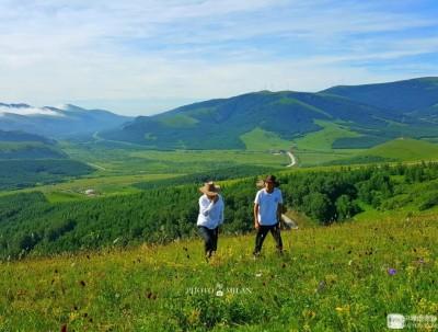 穿越京北第一天路,和草原的美丽邂逅!