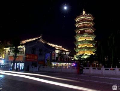 滦州古城自驾游记