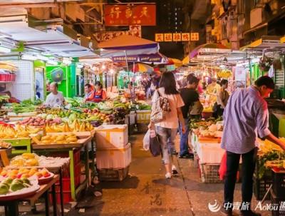 """香港电影最""""江湖"""",最有情怀的取景地,每天晚上都热..."""