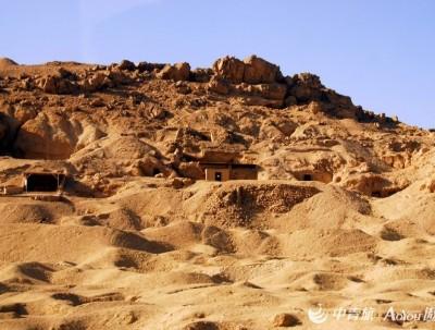 游埃及之影像记录(十四、女王神庙)