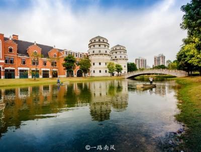 广西南宁隐藏一座欧洲小镇,不花签证费就能感受异国风...