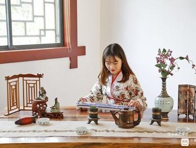 """花乡茶谷尊""""茶圣""""传承中华五千年历史的瑰宝"""