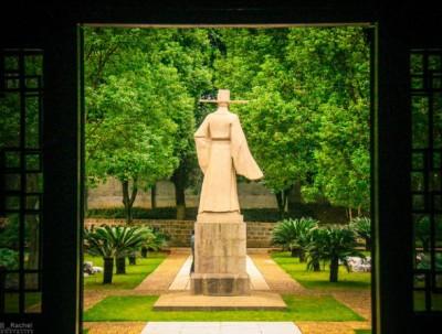 抚州:绿意盎然的深秋,在华夏梦都做一回才子!