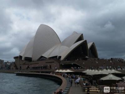 悉尼歌剧院大桥