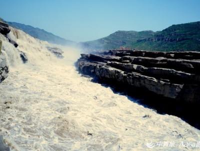 陕西省自由行 五、宜川县:黄河壶口瀑布---黄陵县:黄帝陵