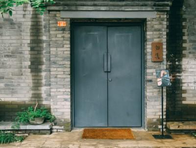 八月京城,我终于住进了老北京胡同