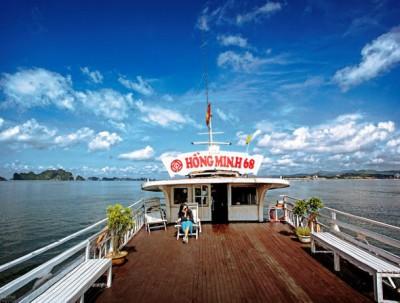 4天3晚别样越南:法式浪漫的河内+海上桂林的下龙