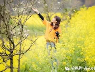 美翻了的三月,踏青看花都不够,还要跑进春天的故事里