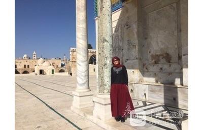 以色列之旅:耶路撒冷---圣殿山