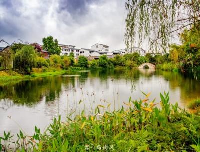 广西最美的农村,其中一座在南宁,景色美丽像画一样!