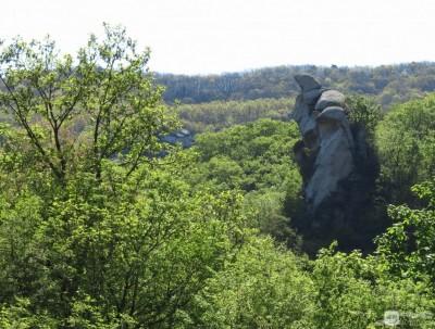 天池峡谷:信步天池路,清风拂山谷,任凭思绪自由飞旋