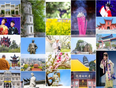 了不起的城市—安庆丨去跟春光约个会吧