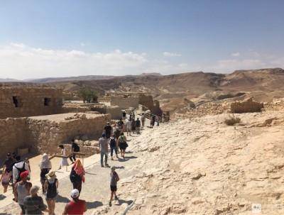 以色列之旅---马萨达