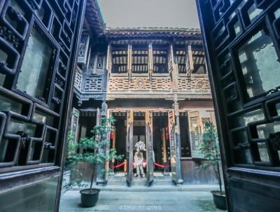 江南第一宅豪skr人,它的主人就是古代版王思聪