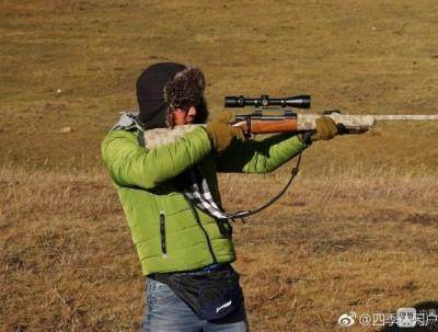铁血征途,草原豪情,蒙古国猎狼行动