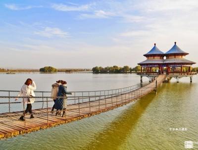 你知道中国有个农民公园吗?