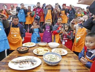 宁化客家寻味记千人盛宴美食享不停