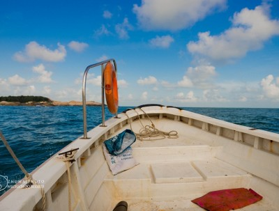 红海湾 抢滩登陆神秘岛,看你有多神秘