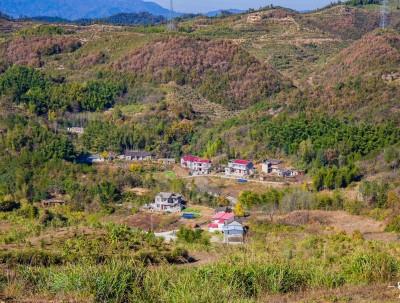 安徽金寨丨驶入大别山的深处,穿越华东最美自驾线
