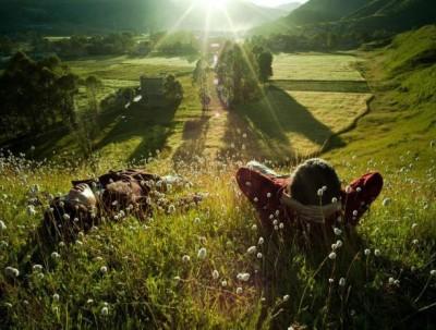 天堂应该是照着你的样子建造的,川藏自驾游风景看千遍...